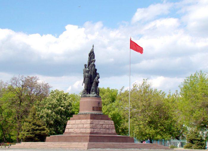 jovem guarda monumento